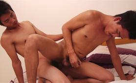 Tony and Jimmy Piss