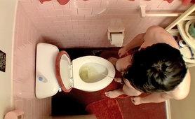 Unloading In The Toilet Bowl - Dakota James And Devin Reynolds