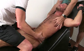 Aiden Hart Tickled Naked - Aiden